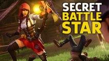 Fortnite - Secret Battle Star Location - Season 6, Week 3