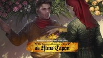 Kingdom Come : Deliverance - Trailer DLC The Amorous Adventures of bold Sir Hans