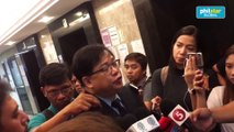 'Best evidence rule' can't apply on case, says Trillanes' lawyer