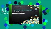D.O.W.N.L.O.A.D [P.D.F] Web Design: Introductory (Shelly Cashman) [E.B.O.O.K]
