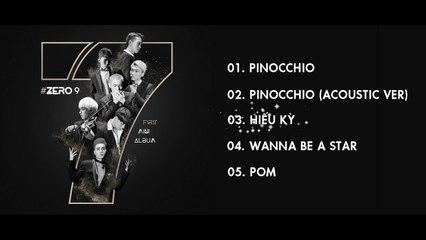 "ZERO9 - First Mini Album ""7"" Official"
