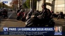 320 amendes pour stationnement gênant par jour: à Paris, la guerre aux deux-roues est déclarée