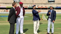 India vs West Indies 2018 : West Indies Win Toss, Opt To Bat First Against India