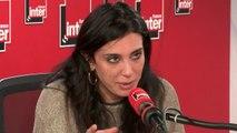 """Nadine Labaki : """"Les véritables criminels c'est nous, on ne voit plus ces gens [qui vivent dans les rues]"""""""