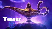 Aladdin Teaser Trailer #1 (2019) Billy Magnussen, Will Smith Disney live-action Movie HD