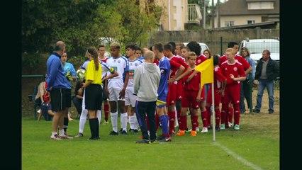 Championnat U15 (R1) CHAMOIS NIORTAIS  vs SOC