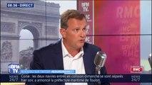 """Pour Louis Aliot (RN) les déréglementations économiques sont à l'origine des """"fractures écologiques"""""""
