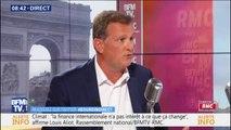 """Élections européennes: Louis Aliot, candidat à la candidature, confirme que """"ce serait un beau challenge"""""""