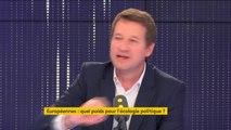"""Européennes : """"Moi mon sujet, ça n'est pas de recomposer la gauche du XXe siècle, de prendre ma revanche sur 2017 ou de préparer 2022"""" avance Yannick Jadot"""