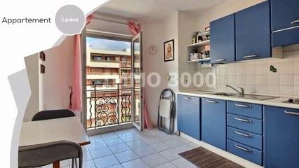 A louer - Appartement - Nice (06000) - 1 pièce - 21m²