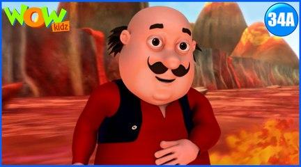 Motu Patlu in Hindi | The Game| Cartoon for Kids | Wow Kidz