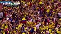Le bijou de James Rodriguez avec la Colombie !