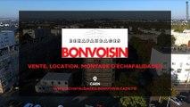 Echafaudages Bonvoisin - Vente, location, montage d'échafaudages à Colombelles près de Caen