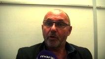 Les explications du président du Jogging Club Éric Vincent.