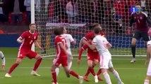 España vs Gales 4-1 - Resumen Goles - Amistoso Internacional 2018
