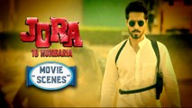 Deep Sidhu Fights At Construction Site | Jora 10 Numbaria | Movie Scene | Latest Punjabi Movies