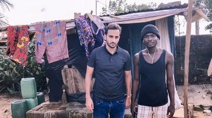 Abidjan: Un Million d'habitants dans les bidonvilles