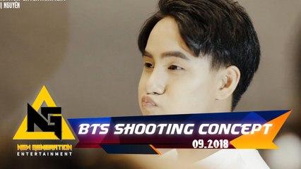 RUM - BTS Photoshoot Concept I 09.2018 - New Generation Entertainment