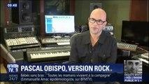 Pascal Obispo sort un nouvel album: retour rock pour le chanteur pop