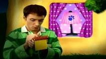 Blue's Clues S03E06 Blue's Big Pajama Party