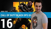 BLACK OPS 4 : Que vaut le nouveau Call of Duty ? | TEST