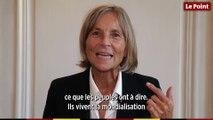 L'interview politique de Marielle de Sarnez