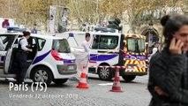 Accident mortel sur les Champs-Elysées : un agent de sécurité témoigne