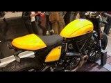 Visordown - Intermot - Ducati Scrambler 4