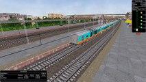 TAsim - MSTS 2 Microsoft Train Simulator 2 Steam animation in doing