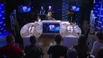 """VIDÉO - Indochine interprète en live """"Station 13"""" sur Europe 1"""