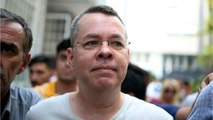 U.S. Military Is Expected To Fly Freed Pastor Andrew Brunson To The U.S. From Turkey