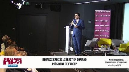28e Colloque NPA - Le Figaro : Carte blanche à Sébastien Soriano