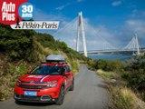 Le Citroën C5 Aircross en balade à Istanbul