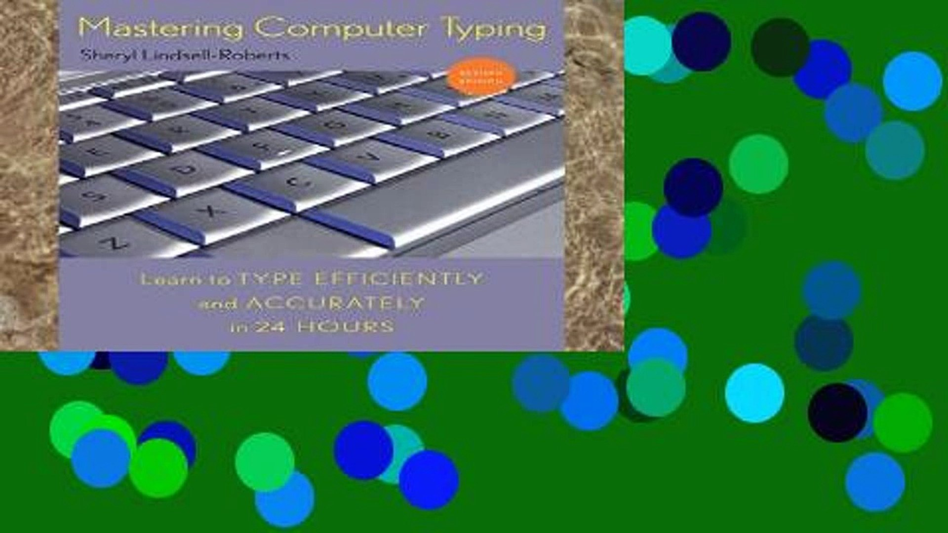 Best product  Mastering Computer Typing: Learn to Type Efficiently and Accurately in 24 Hours