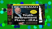 Review  The Truth about Retirement Plans and IRAs