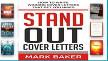 Review  Stand Out Cover Letters: How to Write Winning Cover Letters That Get You Hired