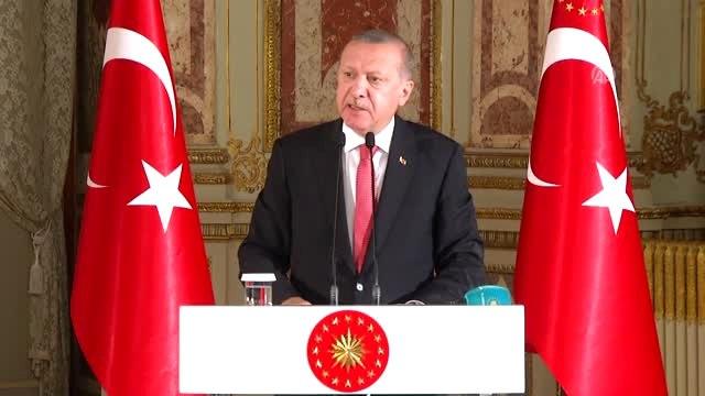 """Cumhurbaşkanı Erdoğan: """"Yargı Bağımsızlığının Anlamını ve Önemini Bizzat Yaşayarak Öğrendim"""""""
