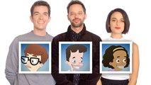 "John Mulaney, Nick Kroll, and Jenny Slate Recap ""Big Mouth"" Season 1 in 10 Minutes"