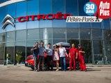 Un nouveau pare-brise pour le Citroën C5 Aircross Auto Plus