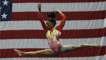 Simone Biles' Perfect Score