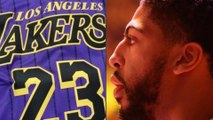 """Lakers Leak """"City Edition"""" Jerseys: Anthony Davis Signing With Lakers"""