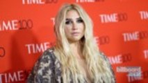 Kesha Debuts Rousing Anthem 'Safe' Featuring Brother Chika | Billboard News