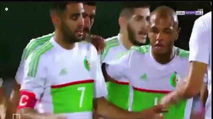 Résumé : L'Algérie s'impose 2 à 0 face au Bénin