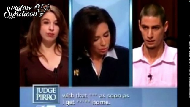 """""""No MEANS No!"""" Girl LIES to JUDGE in COURT! JUDGE JUDY Would RAGE Judge Pirro (FULL EPISODE)"""