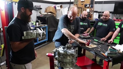 FINISHING THE RX-7's 13B ROTARY ENGINE!!!! (PART 3)