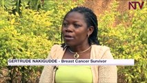 #NMGEXTRA: What started as a small, ignorable lump in one of her breasts left her permanently scarred and changed the course of her life. Gertrude Nakigudde a