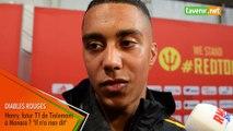 """Youri Tielemans : """"Thierry Henry n'a rien dit sur son transfert à Monaco"""""""
