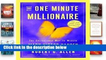 F.R.E.E [D.O.W.N.L.O.A.D] The One Minute Millionaire: The Enlightened Way to Wealth