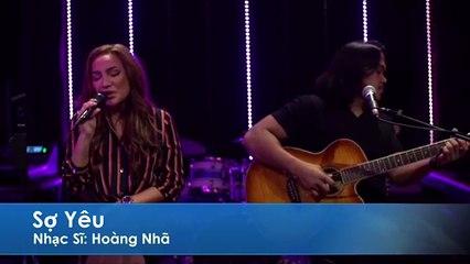 Sợ Yêu - Thanh Hà - St Hoàng Nhã - ca khúc mới trong album sắp ra mắt 2018