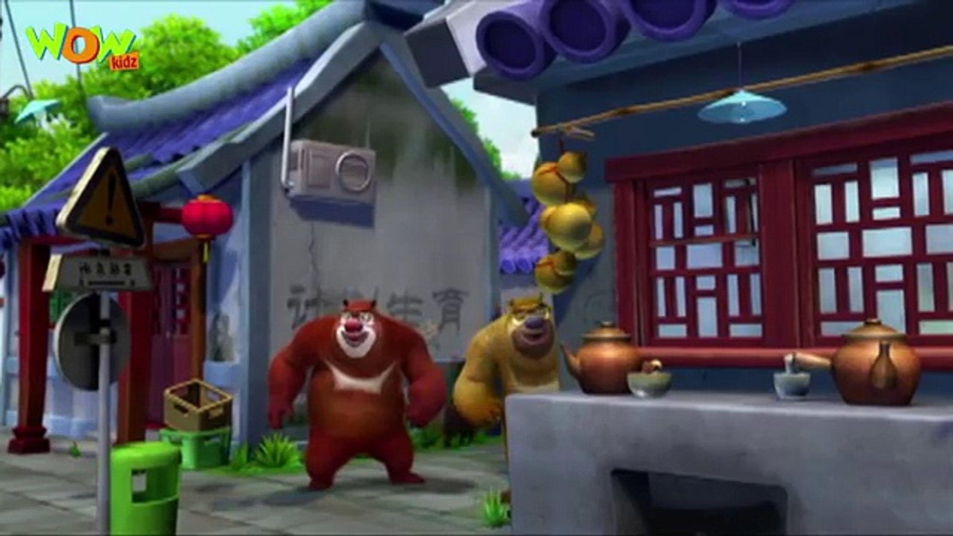 Bablu Dablu In Hindi Cartoon Big Magic - The Dumpling King - WowKidz S4